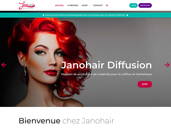 Janohair Diffusion